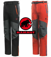 Pantalon de Montaña Mammut Hombre - Waterproof Windproof Thermal Pants