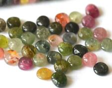 WATERMELON TOURMALINE BEADS RONDELLE 3.5 MM GEMSTONE NATURAL. 50 PCS #A060