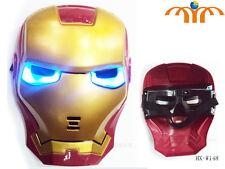 OFERTA Máscara Iron Man con luz mascara disfraz