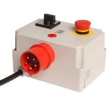 Stern-Dreieck-Schalter mit Not-Aus, 3500, bis7,5KW , Elektromotor, ansteckfertig