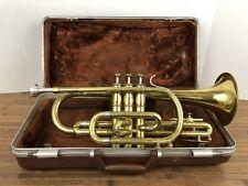 Olds Ambassador Cornet serial # 373623 with hard case