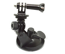Car Window Windshield Glass Suction Cup Mount for GoPro Hero 4 3 3+ 2 1 Camera