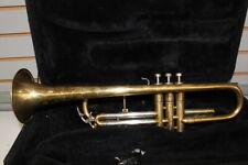 Vintage E.K Blessing Super Artist Elkhart Ind Professional Trumpet, 1956