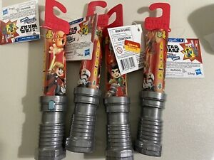 Star Wars Micro Force Series 3 Blind Mystery Lightsaber - 16 Mini FIGURES!
