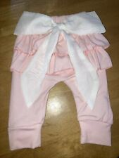 baby girl bottoms With Bow On Back