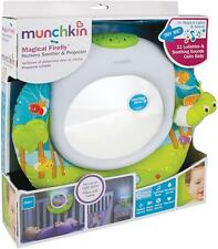 Munchkin Magic FireFly Baby Mobile Cot Musical Soother & Projector