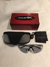Wiley X G-line glasses w LA Gray light adjustable lens