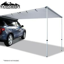 3M X 3M Car Side Awning & Extension Roof Rack Tents Shades Camping 4X4 4WD