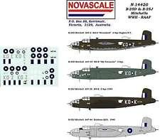 RAAF B-25D&J Mitchells Decals 1/144 Scale N14420