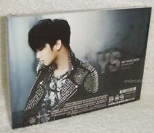 SS501 Heo Young Saeng Mini Album Vol. 2 SOLO Taiwan Ltd CD+DVD