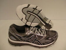 Asics men's gel nimbus 19 running shoes carbon white size 10 us