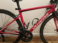 2018 Specialized Tarmac Expert 49cm Frame Only