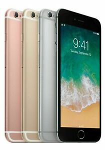 Apple iPhone 6s Plus 16GB 32GB 64GB 128GB Factory Unlocked Excellent Condition