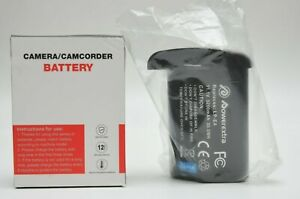 Premium Decoded LP-E4 Battery For Canon EOS 1D 1Ds Mark 3 III 4 IV X 1DX Cameras