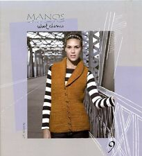 Collection 9 Wool Classica - Manos del Uruguay Knitting Pattern Book - Women