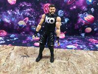 WWE Kevin Owens Action Figure Basic Series 65 Raw Mattel 2011 Wrestling Toys