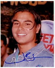 Julio Iglesias Jr signed 8x10 photo