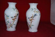 Paire de vases Yamaji Japon