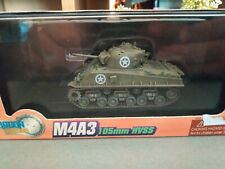 1:72 Dragon Armor 60316 M4A3 105mm HVSS tank (very rare!)