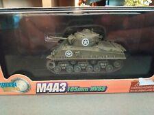 1:72 armadura de dragón 60316 M4A3 105mm HVSS tanque (muy rara!)
