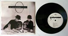 "PET SHOP BOYS - LEFT TO MY OWN DEVICES - 7"" 1988 - MEGARARE MISPRESS - UK PRESS"