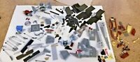 Lego Star Wars pieces mixed Lot ship weapons Xwing tie fighter Brown tan beige +
