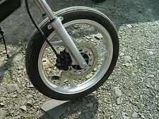 DAYANG DY200 WUXI FRONT WHEEL COMPLETE WITH DISC USED  OFF BREAKER