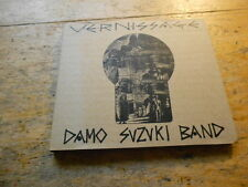 Damo Suzuki - V.E.R.N.I.S.S.A.G.E. [CD Album] 1998 Jaki LIEBEZEIT CAN Vernissage