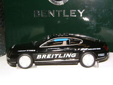 BENTLEY 1:43 SCALE LIMITED DIE CAST 2008 CONTINENTAL GT WORLD RECORD HOLDER NIB