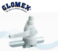 Glomex RA125 SUPPORT ORIENTABLE en nylon RENFORCÉE BALCON horizontale & verticae