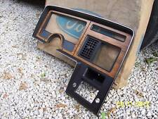 1983 1984 Ford Tempo Dash Panel Assembly