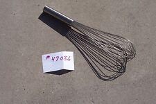STAINLESS STEEL WHIP, Vollrath #  47036, kitchen utensil