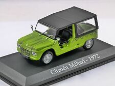 1972 CITROEN MEHARI in Green 1/43 scale diecast model car by RBA Collectables