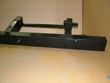 LAND ROVER SERIES 2/3 LIGHTWEIGHT REAR CROSSMEMBER 1/4 CHASSIS INC SPRING HANGER