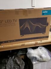 Brand New C32227FT2 Cello 32IN LED TV BUILT IN DVD FREEVIEW HD HDMI USB