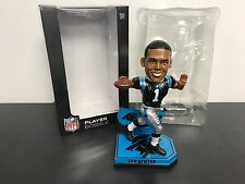 Cam Newton CAROLINA PANTHERS Legends of the Field Limited Edition Bobblehead