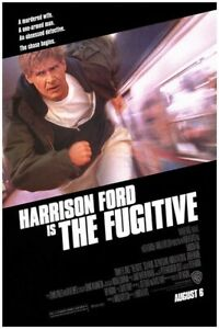 35mm Feature Film: The Fugitive