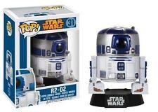 Star Wars R2-d2 Artoo 31 Pop Vinyl Bobble Head Figure Funko Bobblehead R2d2
