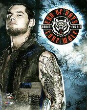 "WWE PHOTO BARON CORBIN WRESTLING STAR OFFICIAL 8x10"" PROMO NXT"