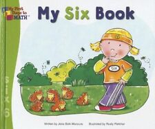 My Six Book (My First Steps to Math)