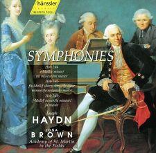 Iona Brown, Invocati - Symphonies 44 45 & 49 [New CD]