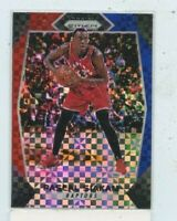 PASCAL SIAKAM 2017-18 PANINI PRIZM  RED WHITE BLUE PRIZM REFRACTOR #34