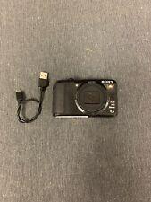Sony Cyber-shot DSC-HX30V 18.2MP Digital Camera - Black