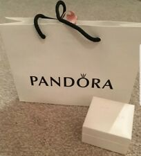 4 x's Pandora Gift Bags and 4 Gift Boxes