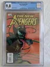 New Avengers #35 CGC 9.8 Venomized Wolverine Marvel 2007