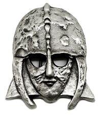 Viking Belt Buckle Anglo Saxon Sutton Hoo Helmet Design Authentic Dragon Designs