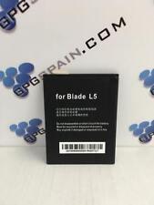 Bateria Movil ZTE BLADE L5  plus CALIDAD CAPACIDAD ORIGINAL ENVIO RAPIDO SPAIN
