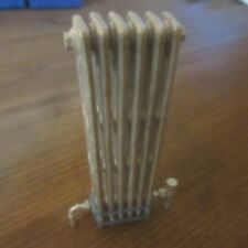 12th scale Dolls Hosue Tall Metal Radiator Kit  8 section Tall   DH227B