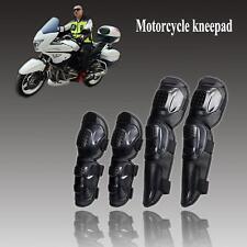 4 Adult Elbow Kneepads Shin Leg Armor Guard Motorcycle Bike Safety Tool Sc Ca