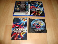 STEEL DRAGON EX SHOOT - EM - UPS DE D3 PUBLISHER PARA LA SONY PS2 USADO COMPLETO